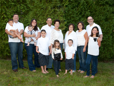 Family photography fairfield ct